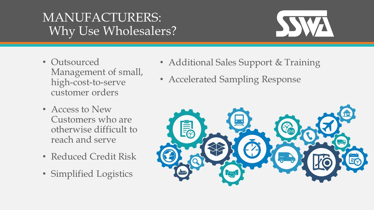 Why Use Wholesalers?