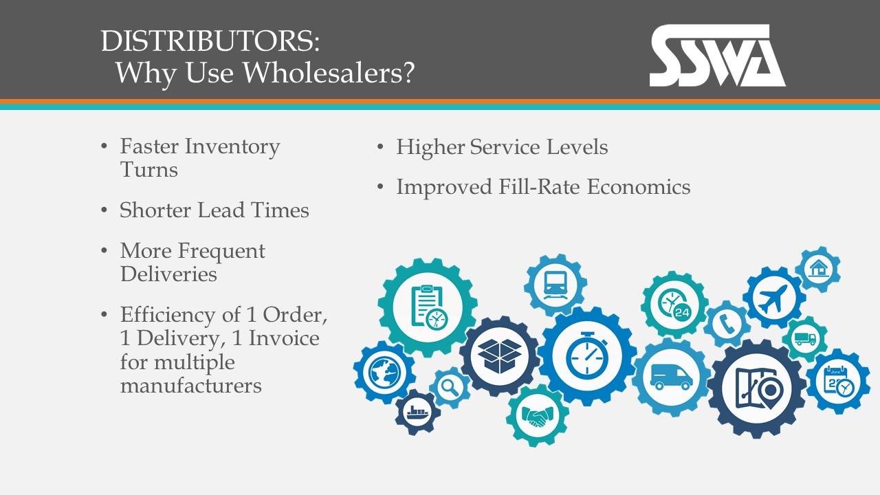 Why Distributors Use Wholesalers