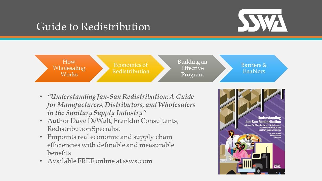 JanSan Guide to Redistribution