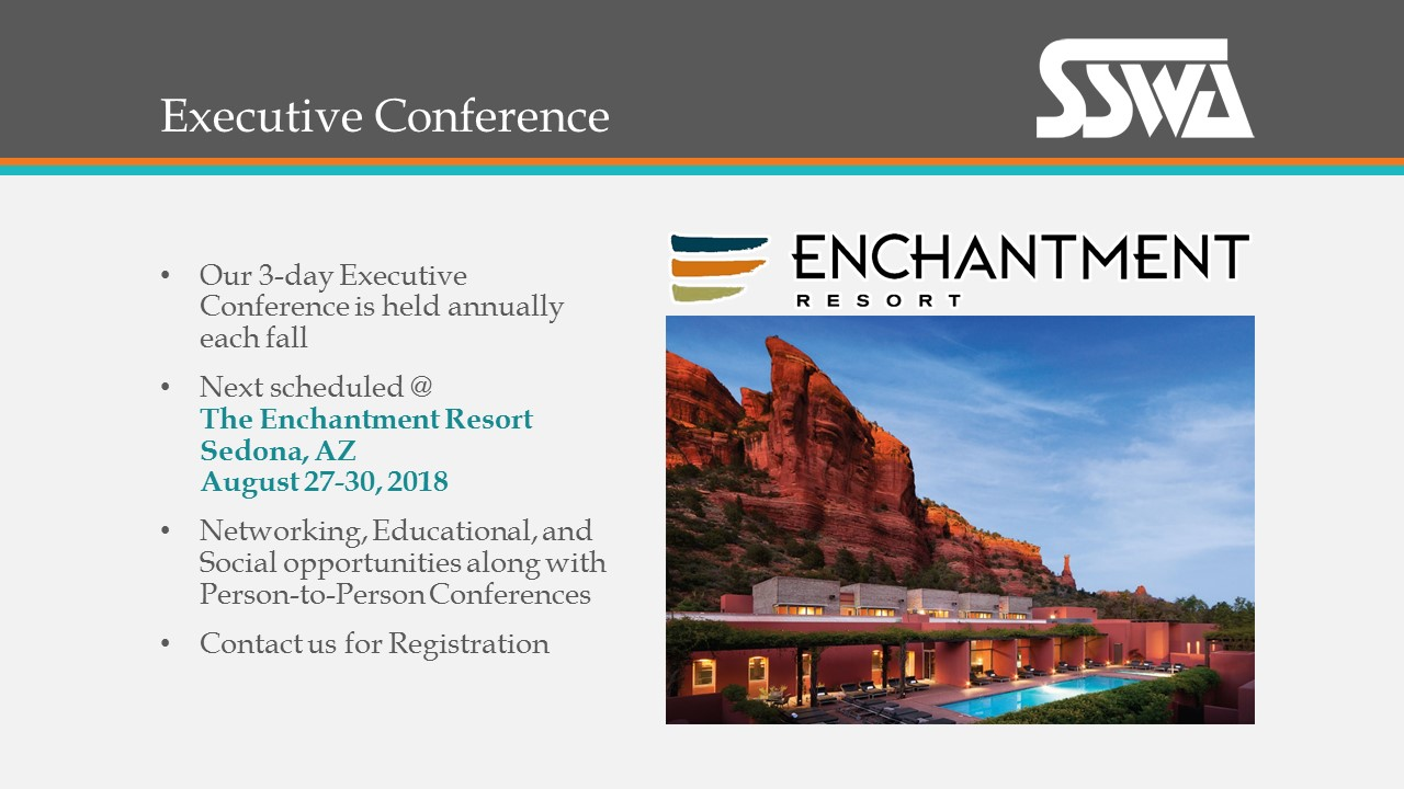 Executive Conference 2018